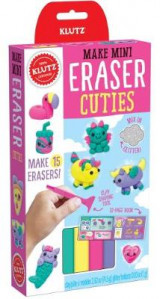 Omslag - Klutz: Make Mini Eraser Cuties