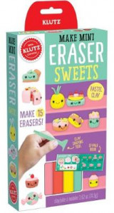 Omslag - Klutz: Make Mini Eraser Sweets