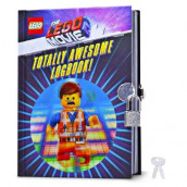 The LEGO Movie 2: Totally Awesome Logbook! av Scholastic (Innbundet)