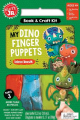 Omslag - My Dino Finger Puppets