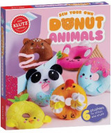 Omslag - Sew Your Own Donut Animals