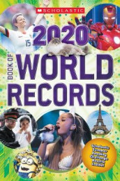 Scholastic Book of World Records 2020 av Scholastic (Heftet)