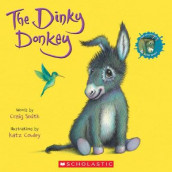 The Dinky Donkey av Craig Smith (Heftet)