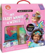 Omslag - My Fairy Wands & Wings