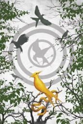 The ballad of songbirds and snakes journal av Suzanne Collins (Dagbok)