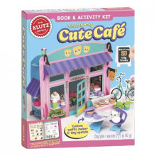 Mini Clay World: Cute Cafe av Editors of Klutz (Blandet mediaprodukt)
