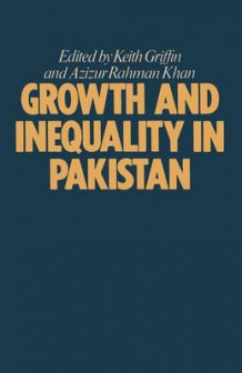 Growth and Inequality in Pakistan 1972 (Heftet)