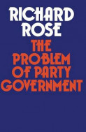 The Problem of Party Government 1974