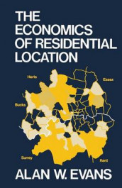 The Economics of Residential Location av Alan W. Evans (Heftet)