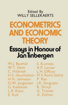 Econometrics and Economic Theory 1974 (Heftet)