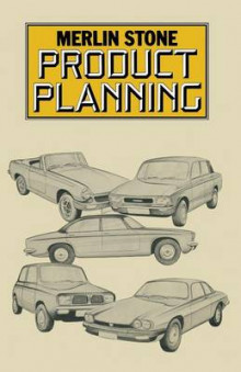 Product Planning 1976 av Merlin Stone (Heftet)