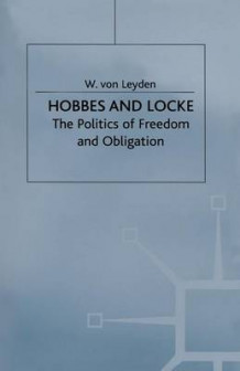 Hobbes and Locke 1981 av W. von Leyden (Heftet)