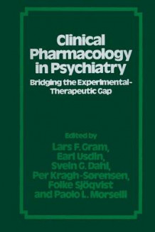 Clinical Pharmacology in Psychiatry 1983 (Heftet)