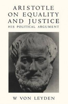 Aristotle on Equality and Justice 1985 av W. von Leyden (Heftet)