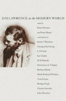 D. H. Lawrence in the Modern World 1989 (Heftet)