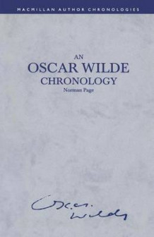 An Oscar Wilde Chronology 1991 (Heftet)