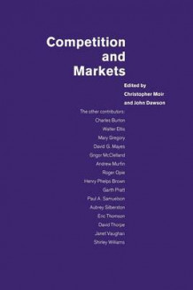 Competition and Markets 1990 av John Dawsond (Heftet)