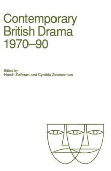 Contemporary British Drama, 1970-90 1993 (Heftet)