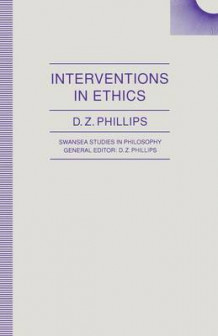 Interventions in Ethics 1992 av Professor D. Z. Phillips (Heftet)