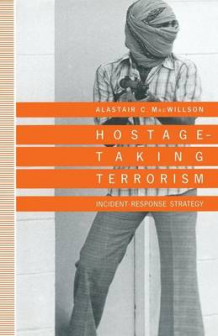 Hostage-Taking Terrorism 1992 av Alastair C. MacWillson (Heftet)