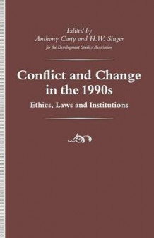 Conflict and Change in the 1990s 1993 (Heftet)