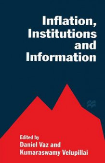 Inflation, Institutions and Information 1996 (Heftet)