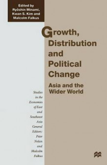 Growth, Distribution and Political Change (Heftet)