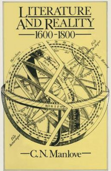 Literature and Reality, 1600-1800 1978 av Colin N. Manlove (Heftet)