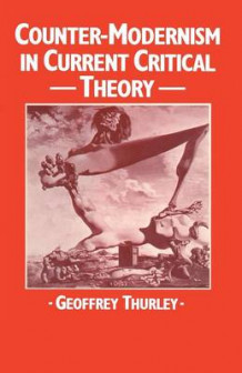 Counter-Modernism in Current Critical Theory 1983 av Geoffrey Thurley og Brian L. McGowan (Heftet)