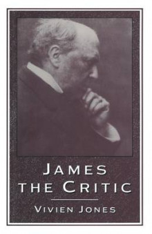 James the Critic 1985 av Vivien Jones (Heftet)