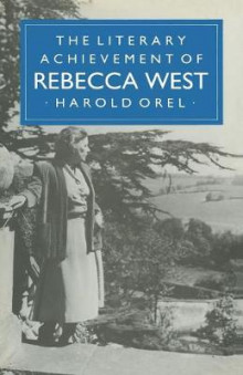 The Literary Achievement of Rebecca West 1986 av Harold Orel og Natalie Martin (Heftet)