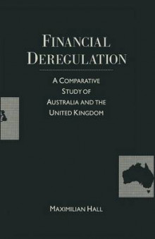 Financial Deregulation 1987 av M. Hall (Heftet)