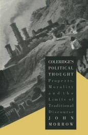 Coleridge's Political Thought av Jennifer Doudna og John Morrow (Heftet)