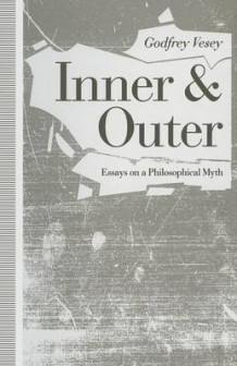 Inner and Outer 1991 av Godfrey N. A. Vesey (Heftet)
