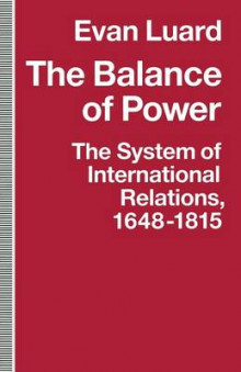 The Balance of Power 1992 av Evan Luard (Heftet)