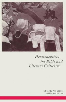 Hermeneutics, the Bible and Literary Criticism 1992 (Heftet)