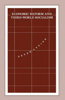 Economic Reform and Third-World Socialism 1992 av Peter Utting (Heftet)