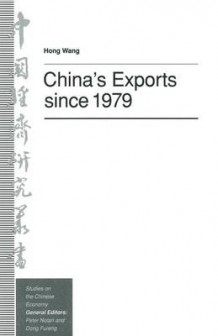 China's Exports Since 1979 1993 av Hong Wang (Heftet)