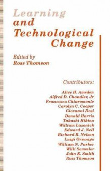 Learning and Technological Change 1993 (Heftet)