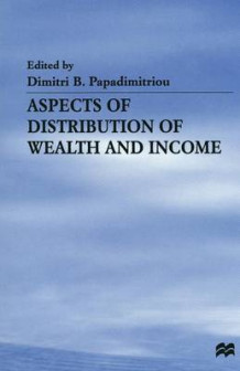 Aspects of Distribution of Wealth and Income 1994 (Heftet)