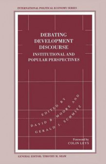 Debating Development Discourse 1995 (Heftet)
