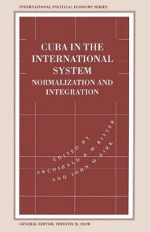 Cuba in the International System (Heftet)
