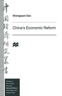 China's Economic Reform av Gao Shangquan (Heftet)