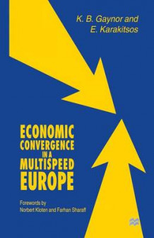 Economic Convergence in a Multispeed Europe av K.B. Gaynor og Elias Karakitsos (Heftet)