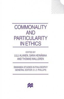 Commonality and Particularity in Ethics (Heftet)