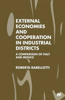 External Economies and Cooperation in Industrial Districts 1997 av Roberta Rabellotti (Heftet)