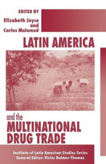 Latin America and the Multinational Drug Trade 1998 (Heftet)