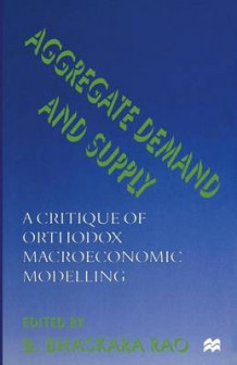 Aggregate Demand and Supply 1998 (Heftet)