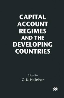 Capital Account Regimes and the Developing Countries 1998 (Heftet)