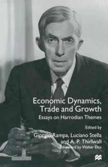 Economic Dynamics, Trade and Growth 1998 (Heftet)